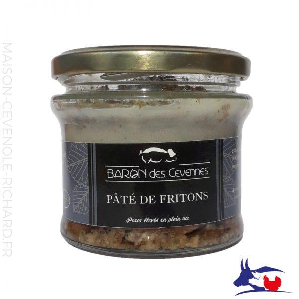 Paté de Fritons - Baron des Cévennes